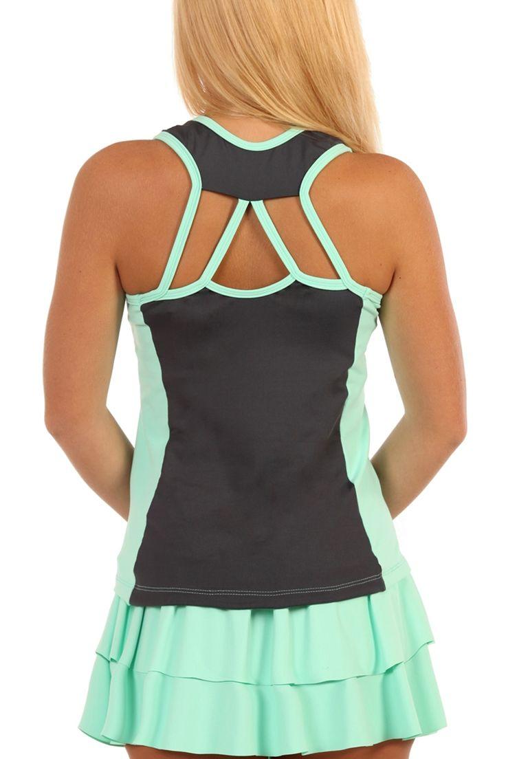Shop womens tennis clothing, unique tennis apparel for women