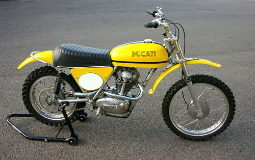 1971 ducati r/t 450 classic enduro/scrambler i had one fun and