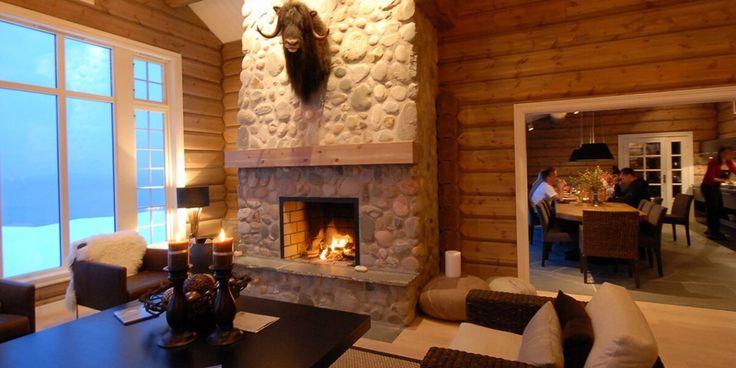 Lodge exclusive : Lyngen Lodge
