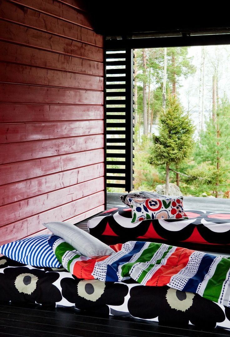 Decór 18 | Marimekko. Can I please live here?
