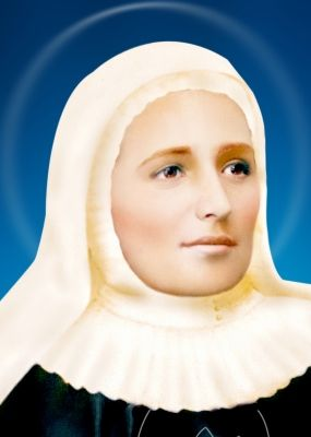 Saint Laura of Saint Catherine of Siena pray for us. Feast day October 21.