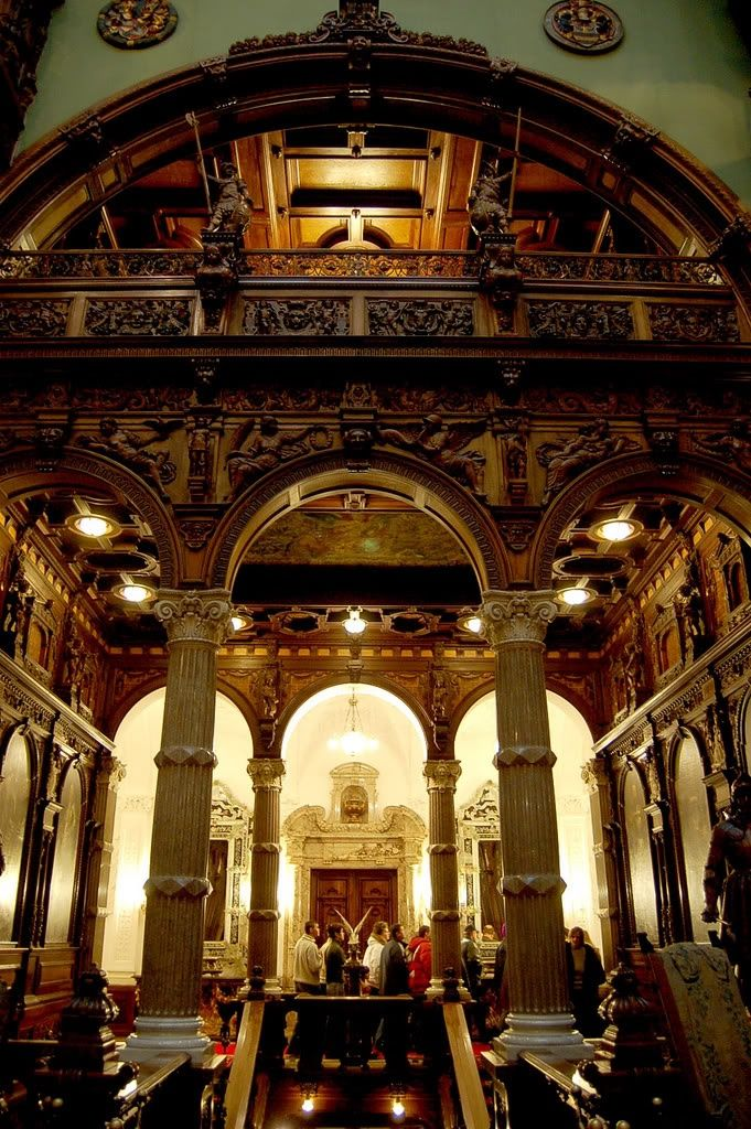 Peles Castle, Grand Hall - Romania CLICK THE PIC and Learn how you can EARN MONEY while still having fun on Pinterest