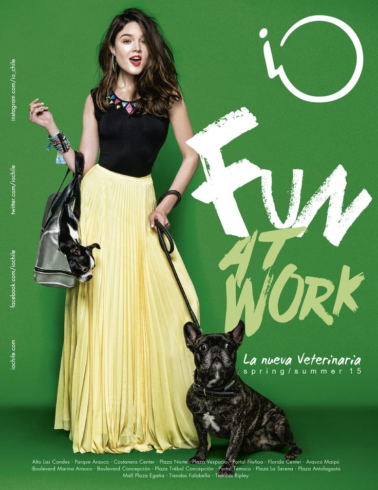 La nueva veterinaria #FunAtWork