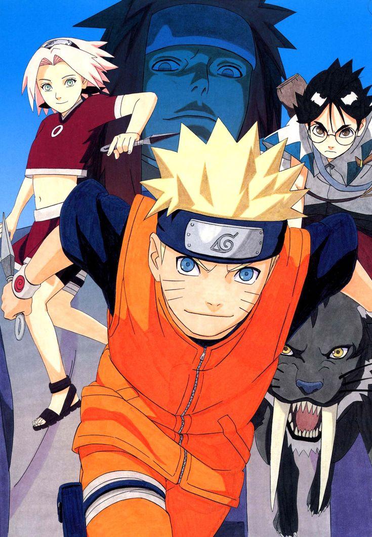 Naruto Uzumaki Art Book 2 - 67