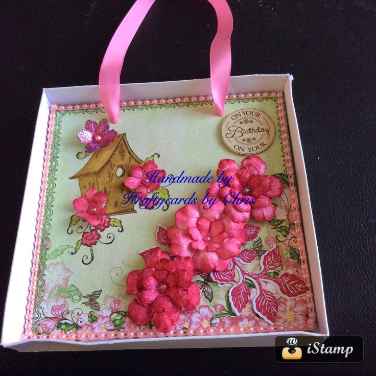 Kraftycards by Chris: Arianna Blooms Plaque