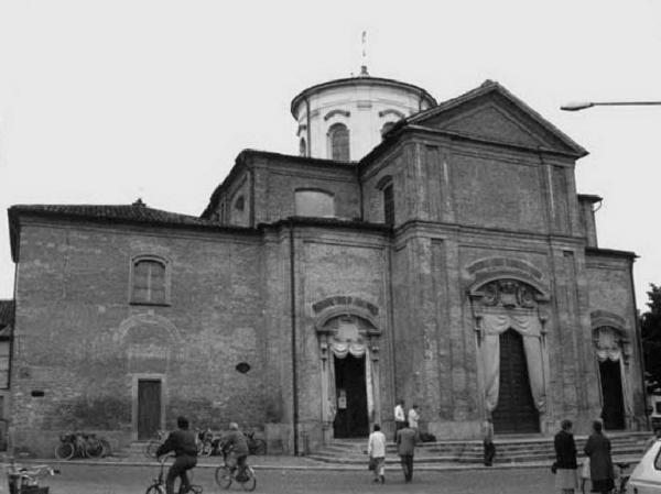 Chiesa di S. Pietro   Abbiategrasso