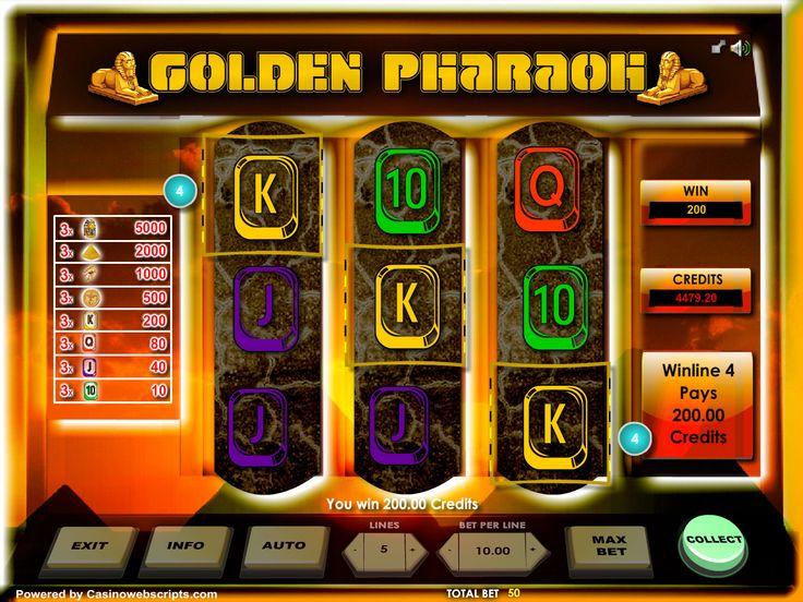 Slots golden pharaoh casino games reno nevada casino hotel