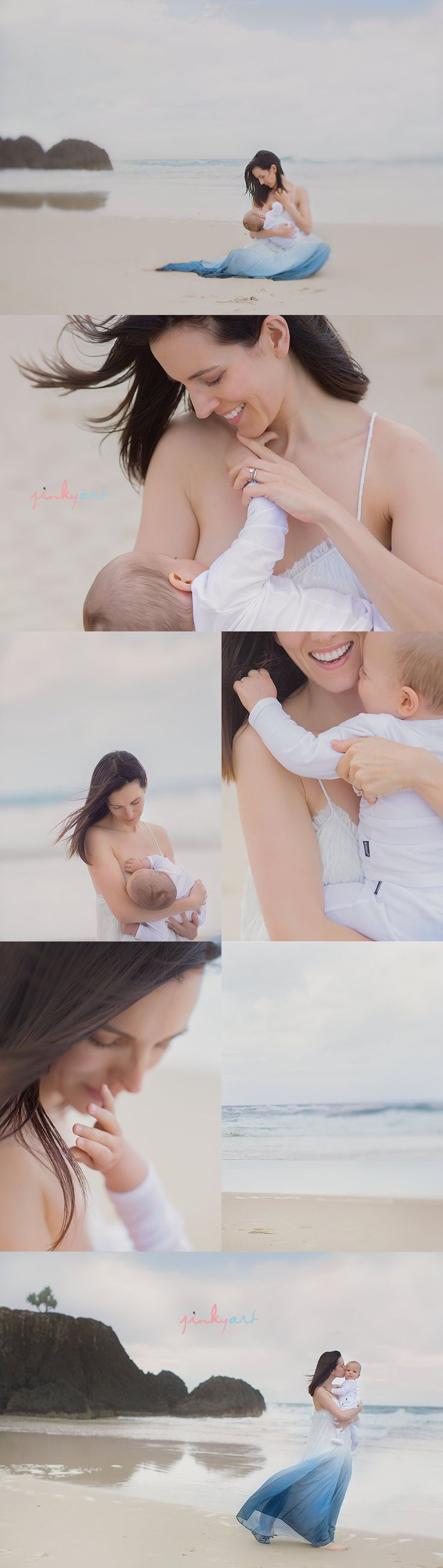 Maternity. Beach. Photography