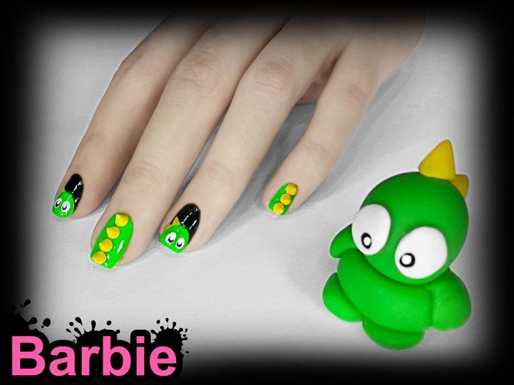 33 best Fun & Games Nail Art images on Pinterest | Nail art ...