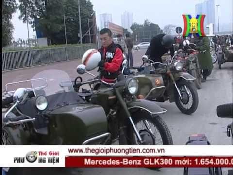 Sidecar hanoi club ( Truyen hinh H1 )