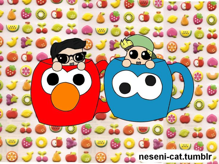 Superfruit!!!!! This is really cute