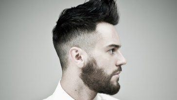 men's fade hairstyles