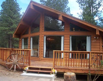 ruidoso near cabins with rentals friendly tub hot nm apache pet ski rent cabin for