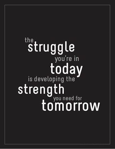 Need some inspiration to get you through a rough time?