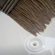 How to Paint Fake Wood Furniture   eHow