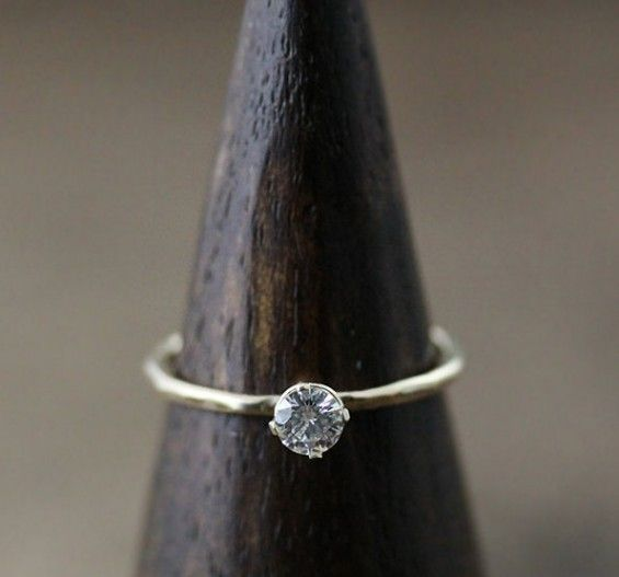 gorgeous.  #handmade #wedding #ring