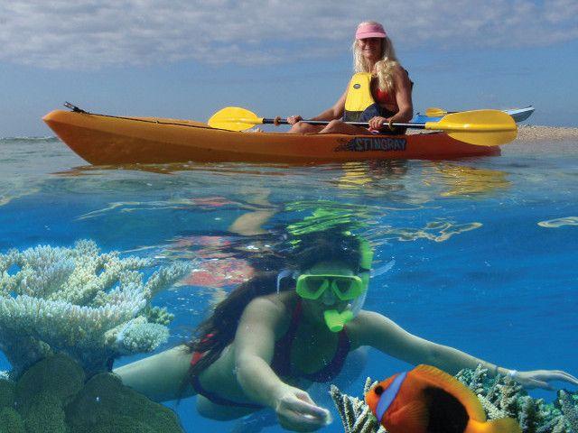 Kayaking Vanuatu - A Real Snorkelling Wonderland - http://www.kayakingvanuatu.com