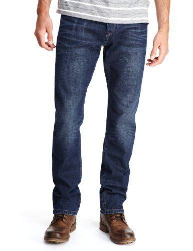Marks & Spencer  North Coast Washed Look Premium Denim Jeans  £39.50
