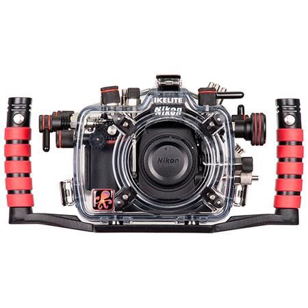 Ikelite 6812.81 Underwater Camera Housing for Nikon D-810 DSLR Camera