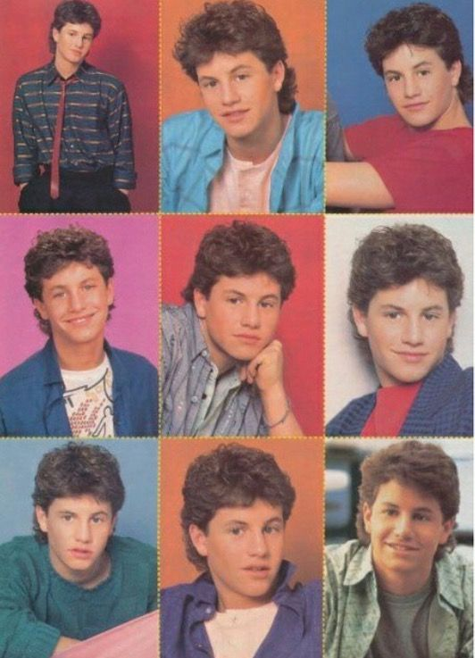 I think I only have two of these Kirk Cameron pinups in my possession.