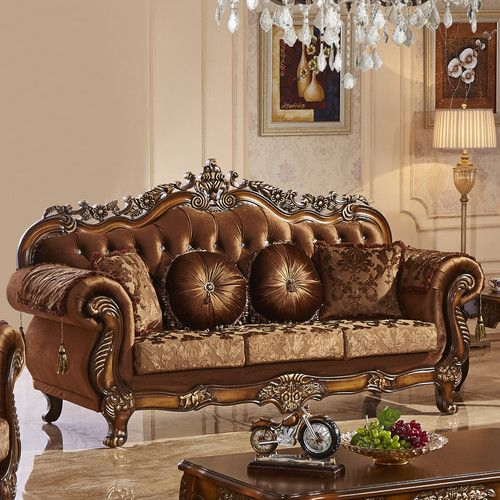 Best Astoria Grand Diana Sofa Formal Living Room Furniture 400 x 300