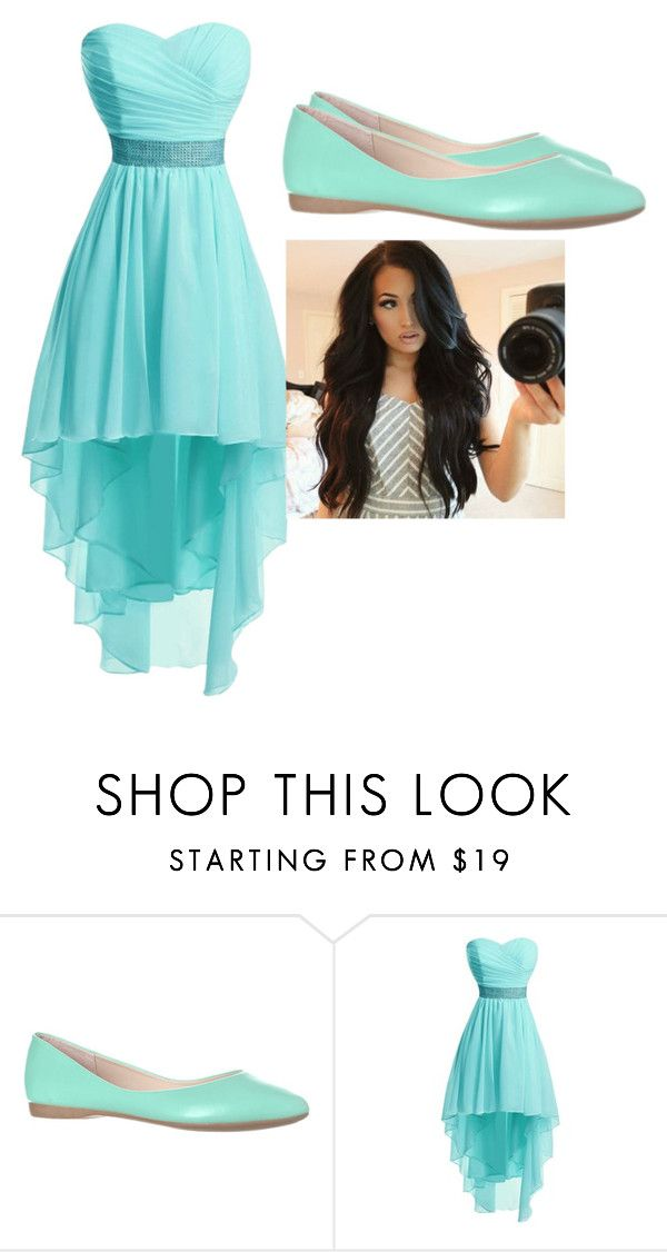 """prom"" by lc112439 on Polyvore"