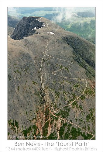 Ben Nevis - The Tourist Path | Flickr - Photo Sharing!