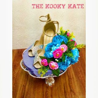 Heels hantaran by The Kooky Kate