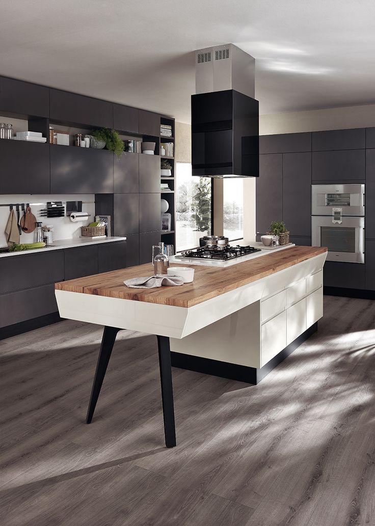 Oltre 25 fantastiche idee su piani di lavoro cucina su - Materiali per piani cucina ...