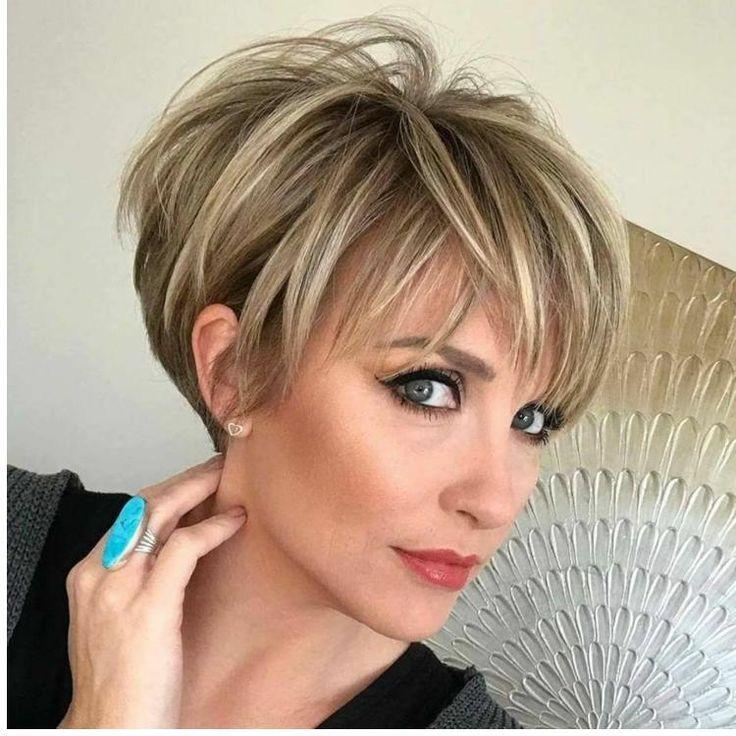 Trendige Kurzhaarfrisuren Kurzhaarfrisuren Trendige Trend Tolle Kurze Haare Haarschnitt Haarschnitt Kurz