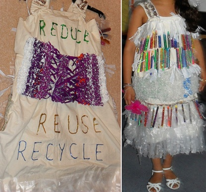 93 best trashion show images on pinterest recycled for West out of best ideas