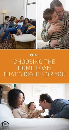 Learn how loan terms, down payment percentages and other circumstances can determine which home loan is best for your personal finances. Click through to understand fixed-rate mortgages, adjustable-rate mortgages, Jumbo Loans, FHA Loans, Combination and VA Loans, all in one place on PNC.com.