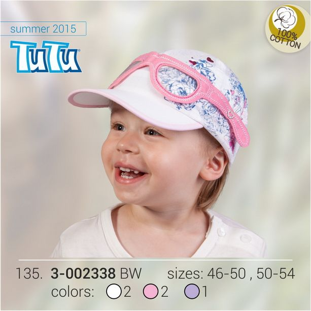 Funny TUTU cap with goggles! Zabawna czapka TUTU z okularkami!