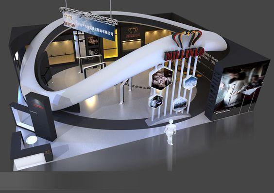 D Modelling Of Exhibition Stands : 「exhibition design」的圖片搜尋結果 stand exhibit pinterest