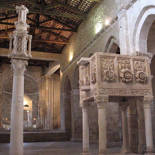 San Clemente a Casauria Abbey - Tocco da Casauria nel Pescara, Abruzzo