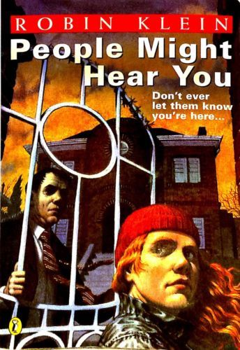 People-Might-Hear-You-by-Robin-Klein-FREE-AUS-POST-good-used-condition-paperback