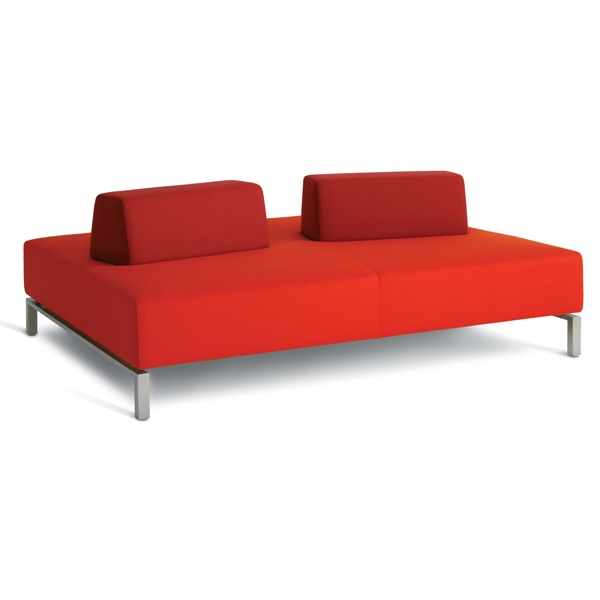 HM93H 2 + 2 SEAT SOFA BY DAVID CHIPPERFIELD