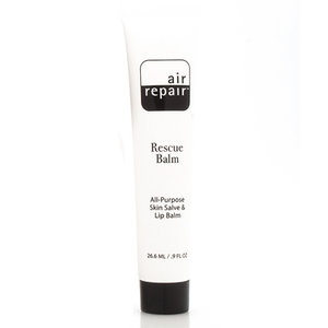 Air Repair Rescue Balm....feels like water on a parched tongue to my chapped and sunburned lips!