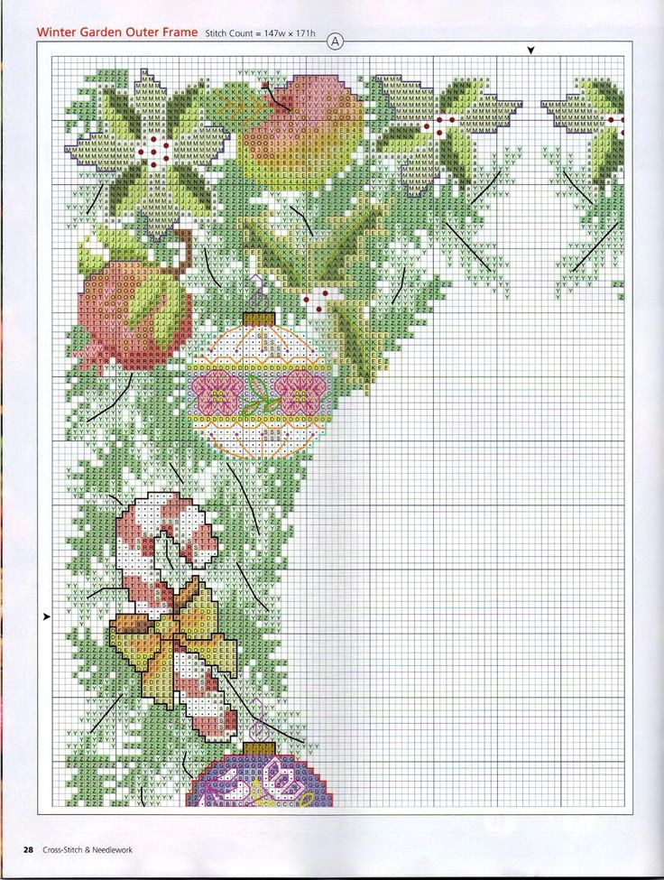 Cross Stitchs *<3* Christmas 2/5