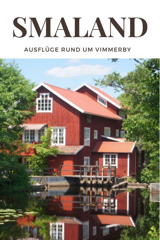 Schweden mit Kindern: Ausflüge rund um Vimmerby