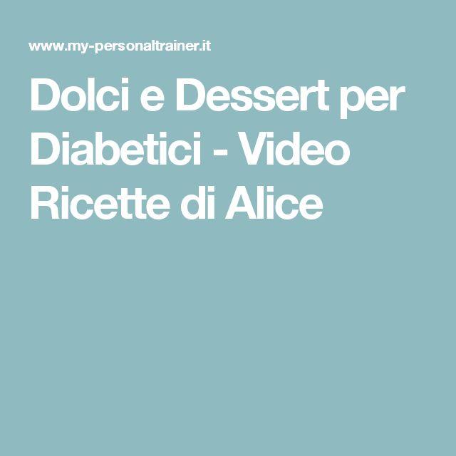 Oltre 25 fantastiche idee su dolci per diabetici su for Cucinare x diabetici