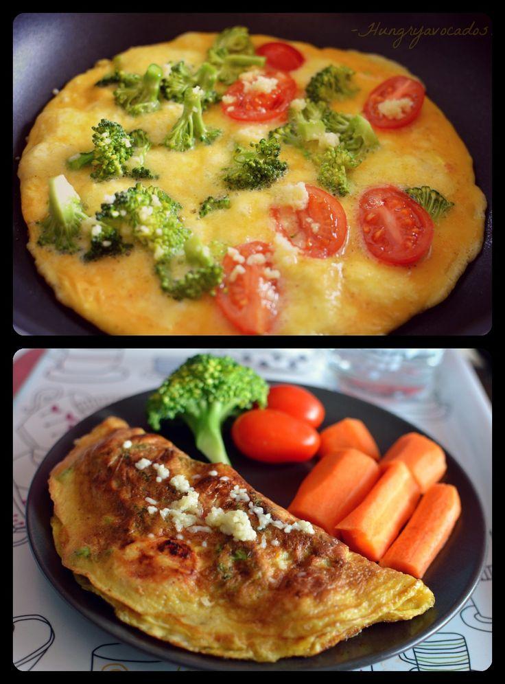 Healthy breakfast idea.