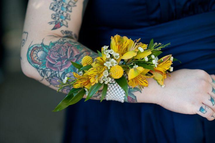 http://www.mywedding.com/blog/wp-content/gallery/sioban-allenbach/44-bridesmaid-wrist-corsage-tattoo-satin-dress.jpg