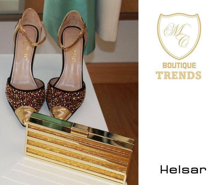 Brilhe nos acessórios #helsar #gold