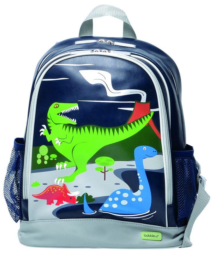 Bobble Art Dinosaur Large PVC Backpack www.partytwinkle.com.au FREE Delivery on minimum purchase
