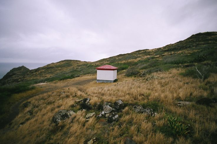 The Little House   Camera: Nikon FM2n - Film: Kodak Portra 400NC   Makapu'u Lighthouse Trail, HI
