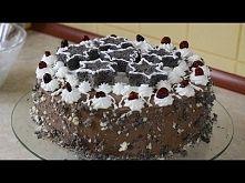 Makowiec świąteczny tortowy pyyyszny i łatwy Poppy cake recipe