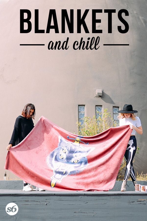You might have heard of one of our soft-as-hell throw blankets or even  enjoyed…