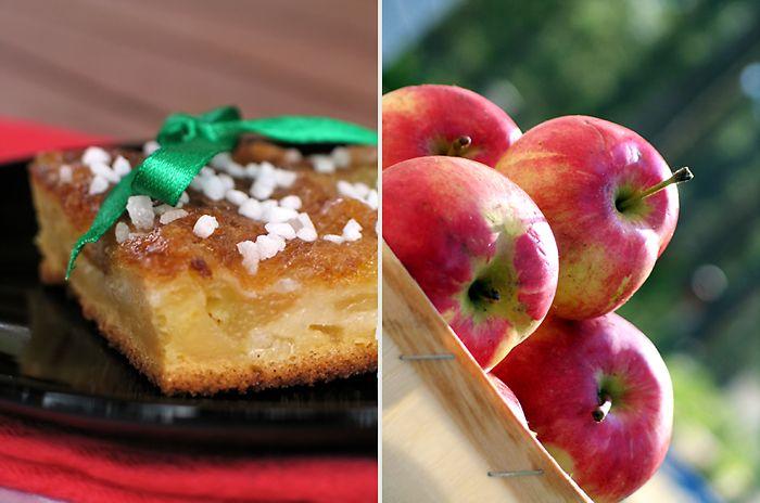 Gateau aux Pommes (Яблочный пирог)