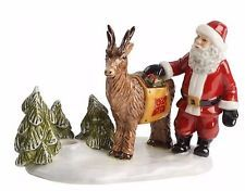 Villeroy & Boch, Pohádkový park scéna Santa s lesním zvířeti, nový